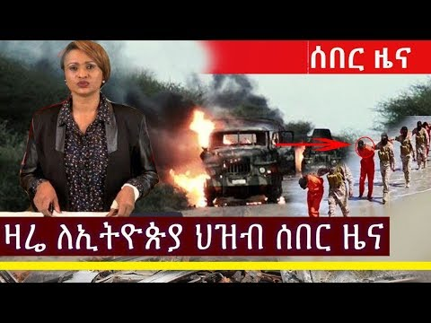 Download Hiber Radio Daily Ethiopian News March 25 2019 Video 3GP