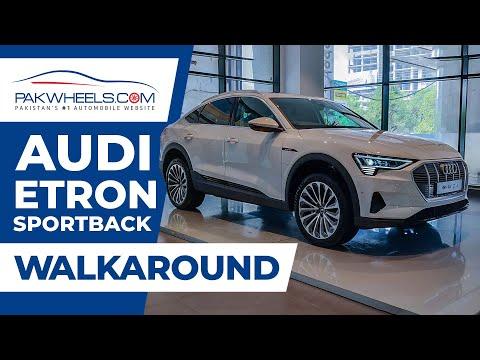 Audi e-tron Sportback | Walk-Around Review | PakWheels