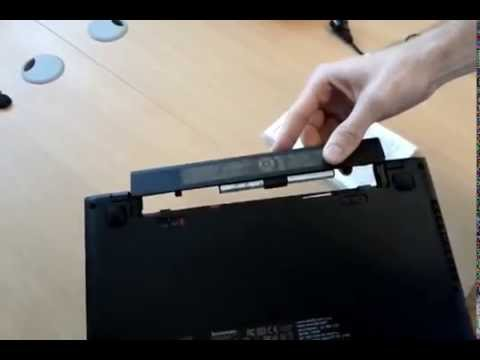 Lenovo IdeaPad S210 Touch Unboxing