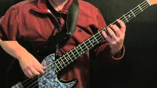 How To Play Bass To All About That Bass Quickguide #1