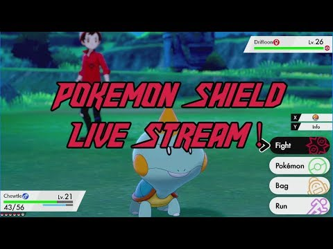 Pokemon Shield Let's Play | Part 3 | Pokemon Sword and Shield LP | Come Join Us!