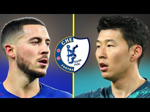 Eden Hazard VS Heun Min Son - Skills Battle - Who Is The Best? - 2018/19