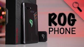 VÉGRE ITT VAN! | ASUS ROG Phone teszt