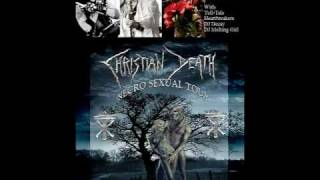 "Christian Death - ""This is Heresy"" San Francisco 2010"