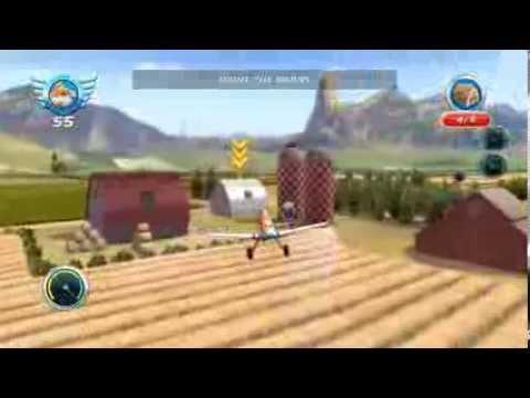 Видео № 0 из игры Disney's Самолеты (Planes) [Wii U]