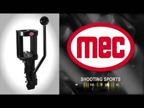 MEC Shooting Sports Takes Aim With Metallic Press