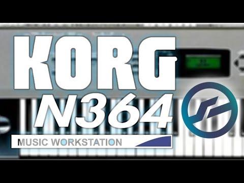 Korg N364 para Kontakt .NKI por Laureano Larsen