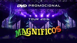 Magnificos (Ao Vivo No Classic Hall)   DVD Promocional 2016