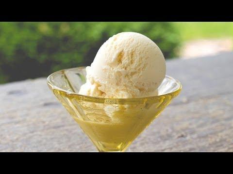 Video Simple Vanilla Ice Cream