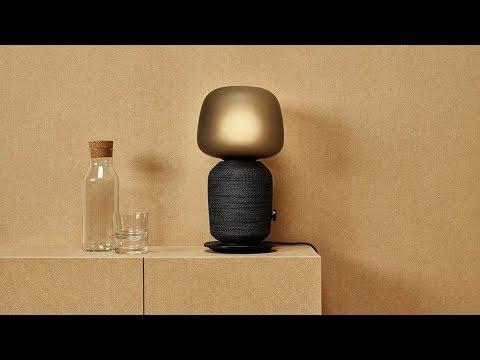 Laute Lampe: IKEA und Sonos bringen Symfonisk-Box mit Licht