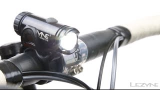 Lezyne Micro Drive Headlight - Our Most Powerful Single LED Safety Light