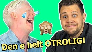 Den som skrattar förlorar #42 - med Niclas & Jonatan