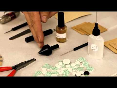 Using Pad Juice on Sax Pads