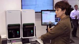 XN-2000 display in Sysmex booth at AACC 2014