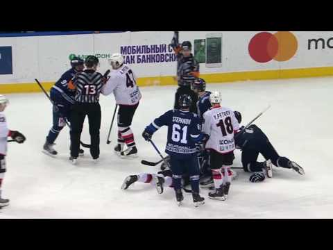 Nikita Komarov vs. Nikolai Belov