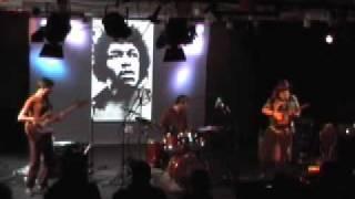 Valleys of neptune (cover Hendrix)