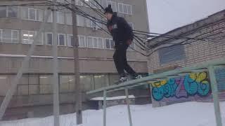 FR TRICK FREERUNING TREMPS STYLE KOVROV 2019