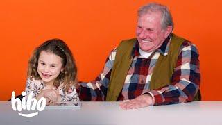 Clara Explains the Internet to Her Grandfather | Kids Explain | HiHo Kids