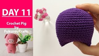 Loving this new technique || 100DaysOf10MinuteCrochet || Day 11