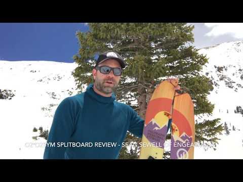 OZ OZSym Custom Splitboard Review