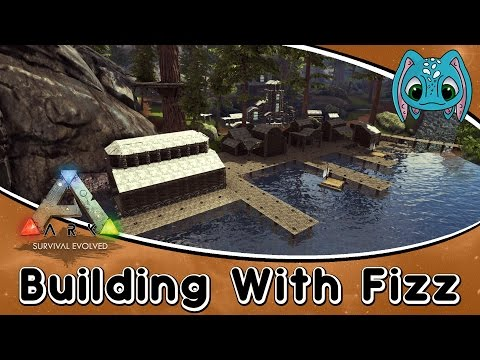 Download Ark The Volcano Live Step By Step Building W Fizz