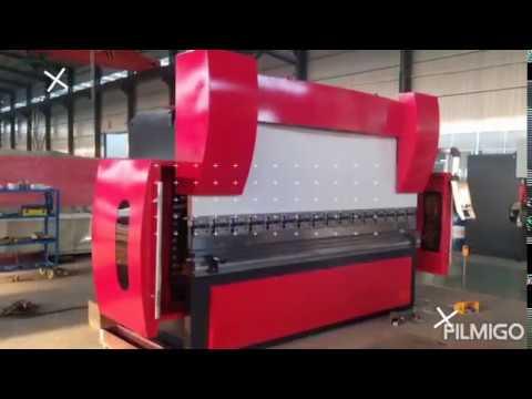 Pressa piegatrice idraulica di CNC Emerson 3200 x 135 ton 2021