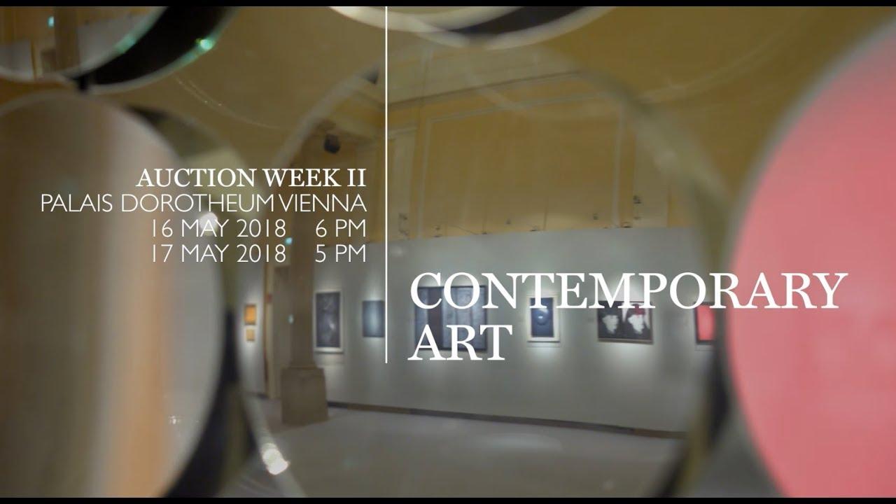 Zeitgenössische Kunst | Preview | Auktionswoche Mai 2018