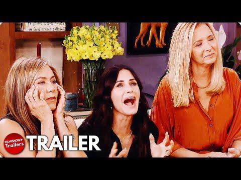 Friends: The Reunion Trailer