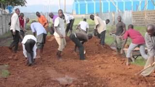 Preparations for Prophet Owuor's mega rally in Kisumu