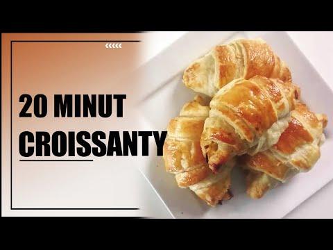 Croissanty pro líné hospodyňky
