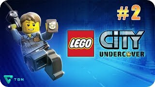 preview picture of video 'LEGO City Undercover - Capitulo 2 - Español (WiiU) 1080p HD'