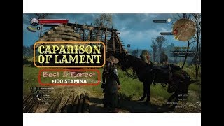 How To: Get The Best & Most Rare Saddle Of The Game   The Witcher 3