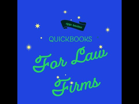 QuickBooks Online for Lawyers
