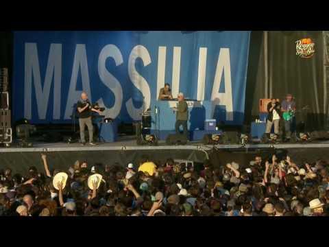 Live de Massilia sound system - Reggae Sun Ska 2016