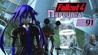 Fallout 4 Neptunia 91 - Winter's End 1
