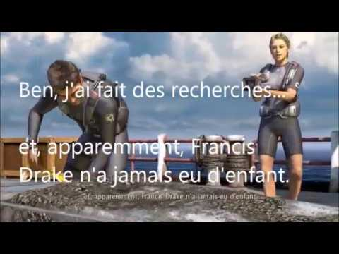 Learn French with Video Games: Uncharted 1 Drake's Fortune (PRE)