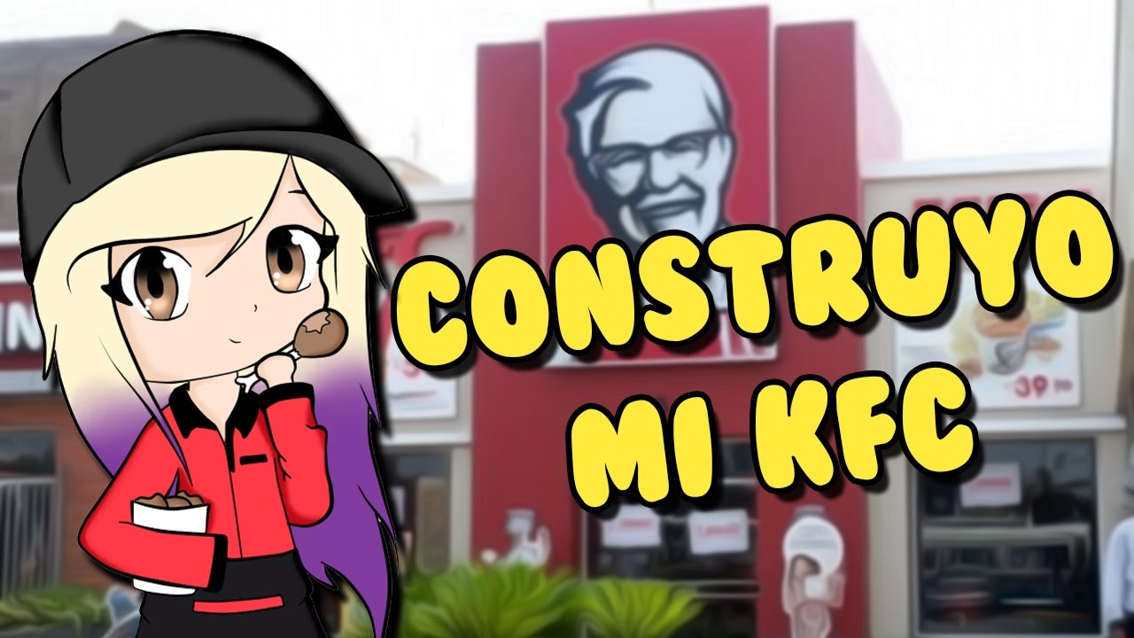 Video Construyo Mi Propio Kfc Roblox Tycoon