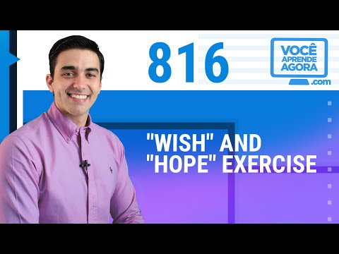 mp4 Exercise Hope And Wish, download Exercise Hope And Wish video klip Exercise Hope And Wish