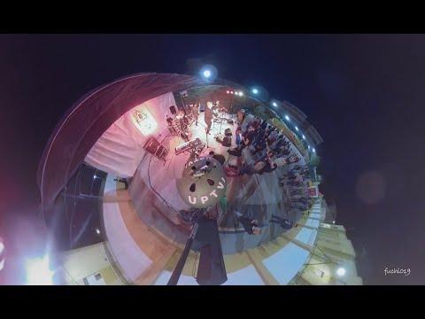 Grupo musical Plaza Vieja en el Festival Ampatízate en directo/360º