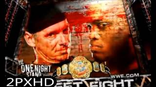 WWE One Night Stand 2007 Highlights HD