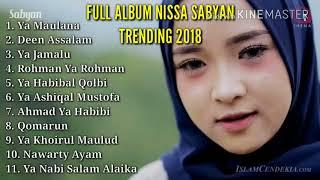 Full Album NISSA SABYANYA MAULANA Trending Top 2018