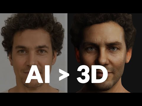 AI TO 3D  - Easy & Fast!.