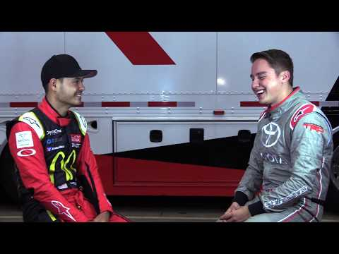 Kyle Larson & Christopher Bell discuss the Chili Bowl and iRacing
