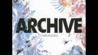 "Archive - Goodbye  ""Unplugged"""