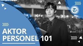 Profil Ahn Hyo Seop - Aktor Personel 101 Proyek Starhaus Entertainment