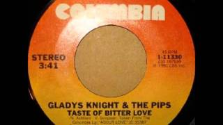 Taste Of Bitter Love - Gladys Knight & The Pips (Scratchandsniff re-rub)