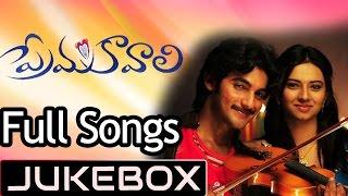 Prema Kavali ( ప్రేమ కావాలి ) Telugu Movie Songs Jukebox ll Aadhi, Isha Chawla