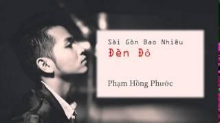 Hợp âm Sài Gòn Bao Nhiêu Đèn Đỏ Phạm Hồng Phước