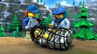 LEGO City Горная полиция - Новинка 2018 - 60174