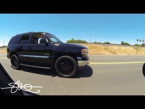 GMC Yukon - Plasti-Dipped Black 24